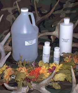 Wyoming County Whitetail deer scent products