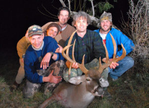 South Texas Deer Hunt Using Wyoming County Whitetail Deer Scents