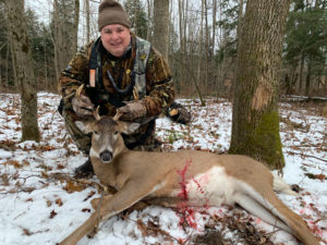 Wyoming County Whitetail Product Success - Testimonial-Buck-2020